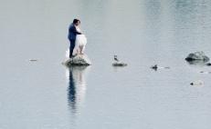Hochzeitsshooting im Lake Tekapo