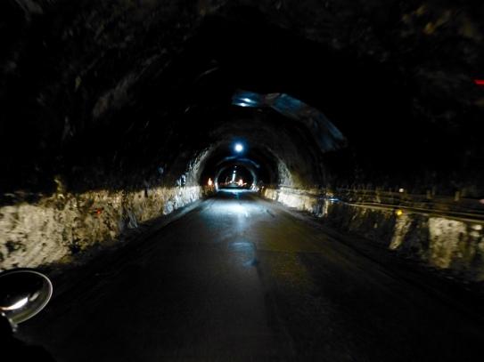 Der Homer Tunnel zum Milford Sound
