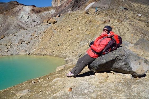 Mal entspannen - Emerald Lakes