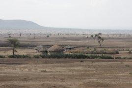 Fahrt durch Tanzania
