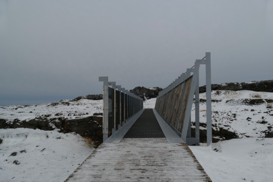 Brücke zwischen den Kontinenten