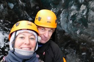 Skull Island Ice Cave