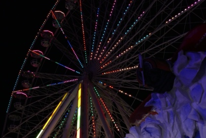 Riesenrad auf dem Prater