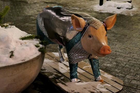 Mein Schwein pfeifft :-)