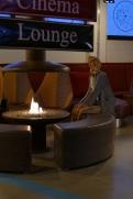 Hotelgast im Marina