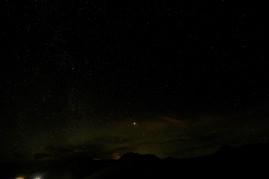 Nordlicht in Langaholt