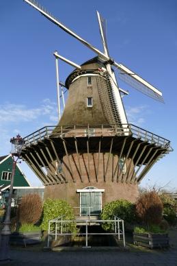 Sindmühle in Sloten