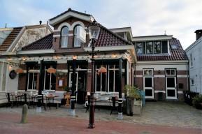 Das Café Kerkzicht