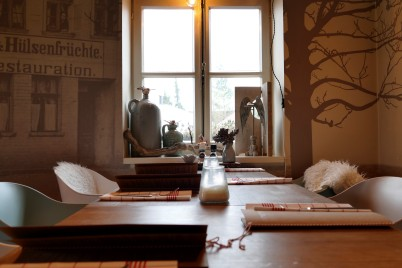 Tischdeko: rustikal und einzigartig